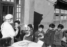 中国消灭传染病历史纪实