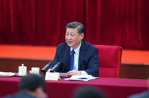 习近平:年轻人心态在变,中国已经可以平视这个世界了