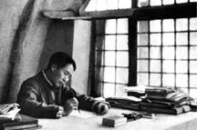刘毅强 红军长征到了延安后,毛泽东为何发奋苦读和专研哲学?